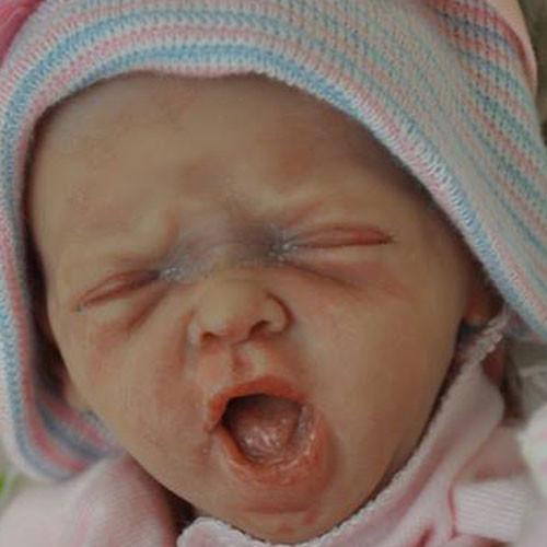 Mini Yawns Doll Kit by Marita Winters