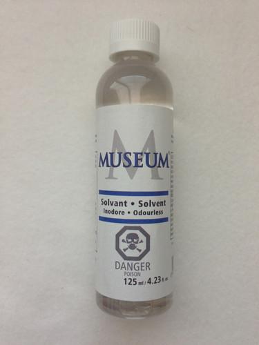 Museum Odorless Paint Thinner (Mineral Spirit) 4.23oz