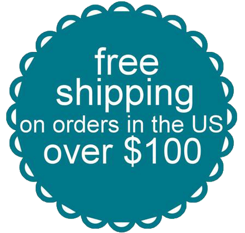 Free USA Shipping on all orders over $100.00