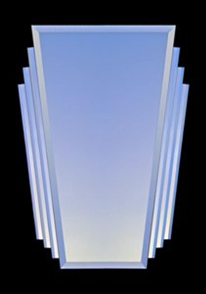 Marlene | Art Deco Mirror | Print Decor