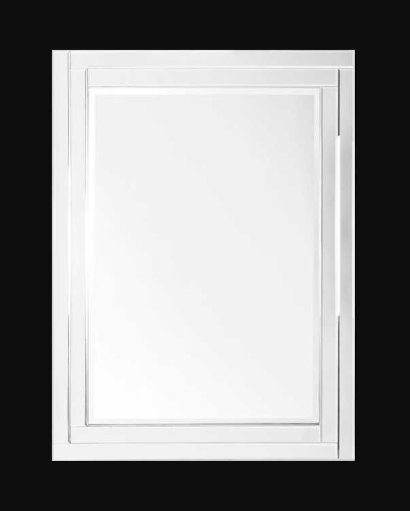 Print Decor | St Kilda NY Mirror | Frameless mirror