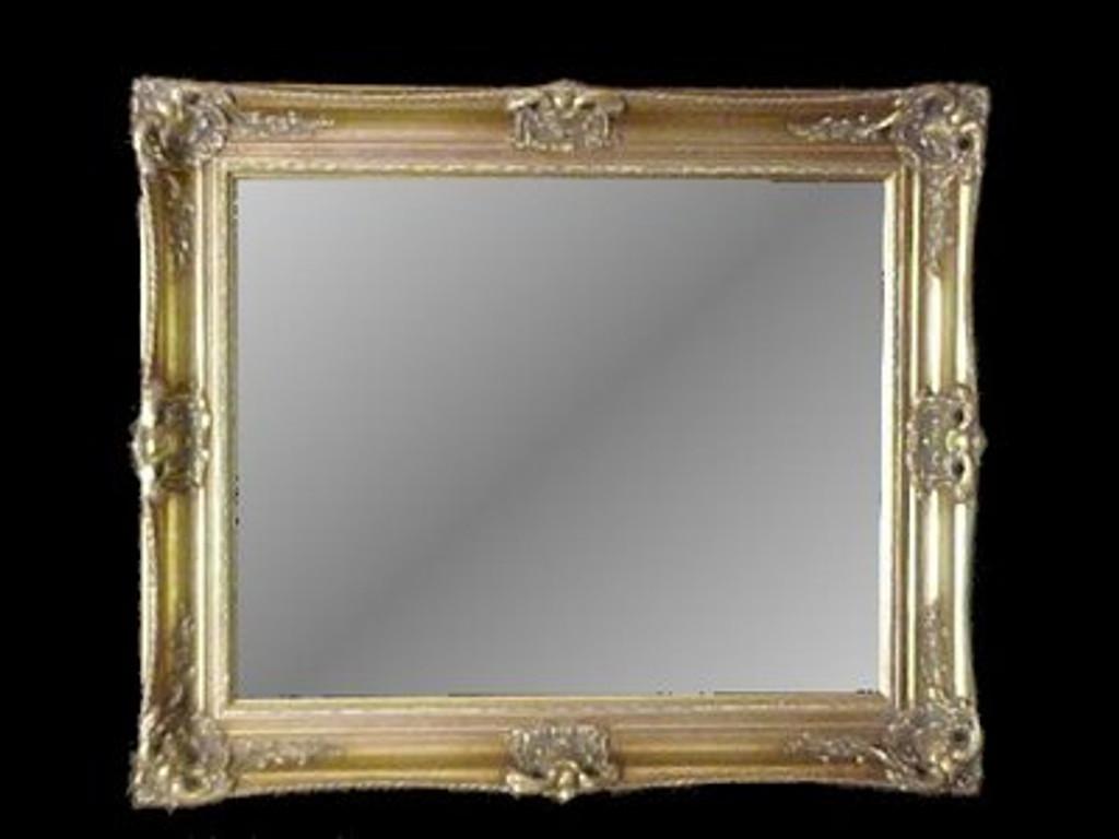 Print Décor - Classic Antique Gold Frame