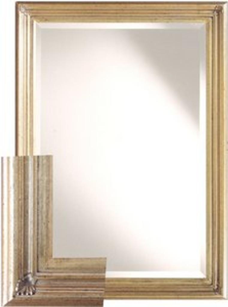 Constance Gold Mirror - 69X99CM