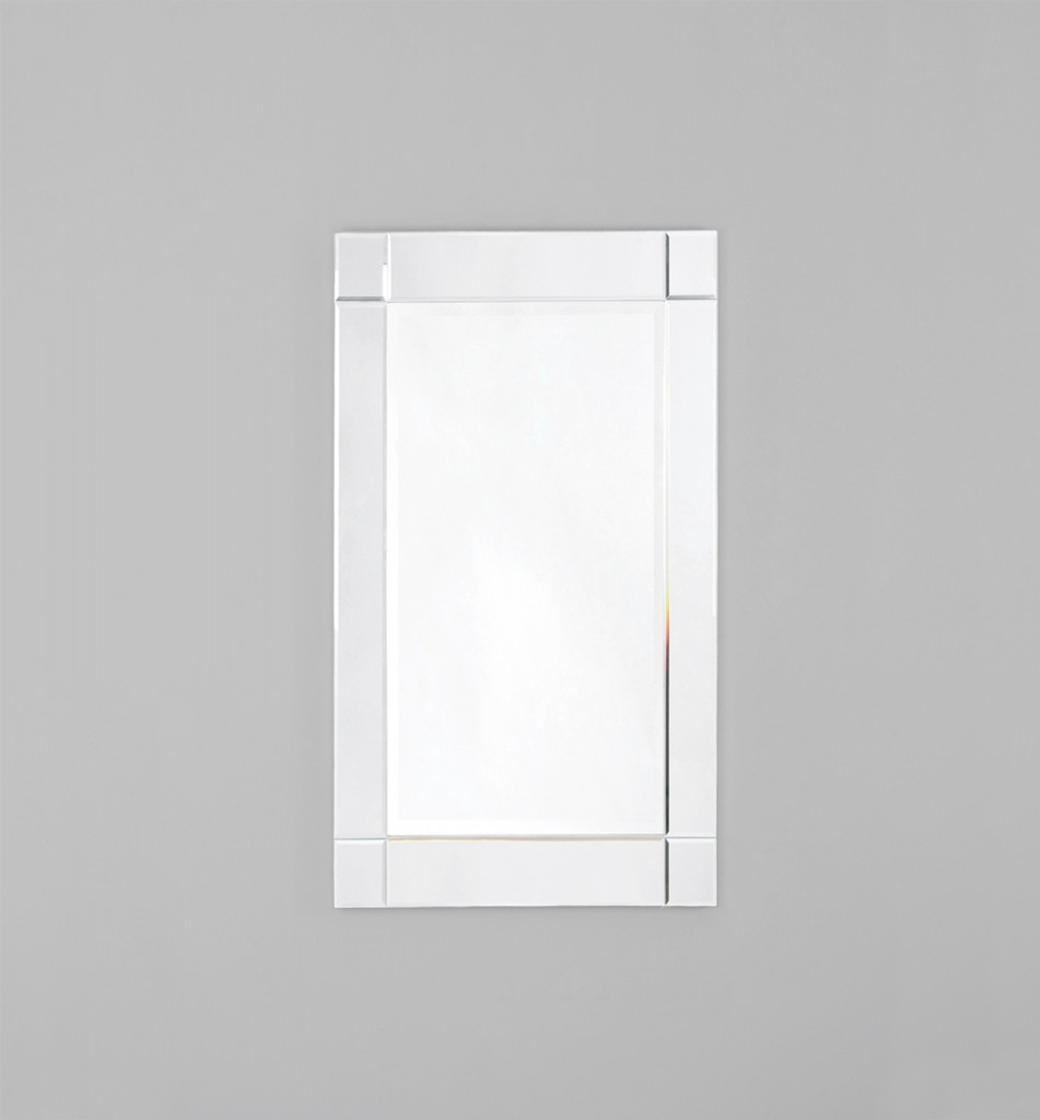 St Kilda Frameless Mirror (mn)
