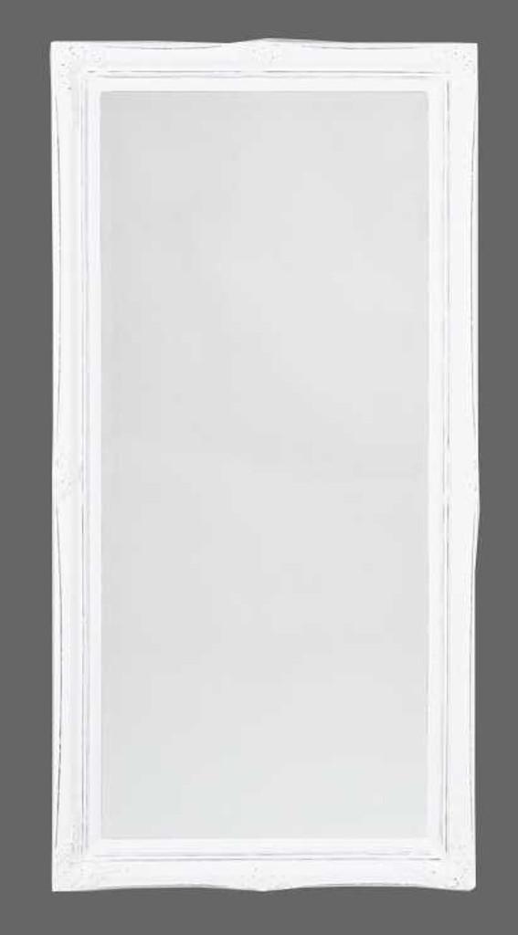 Print Decor Princess White Mirror