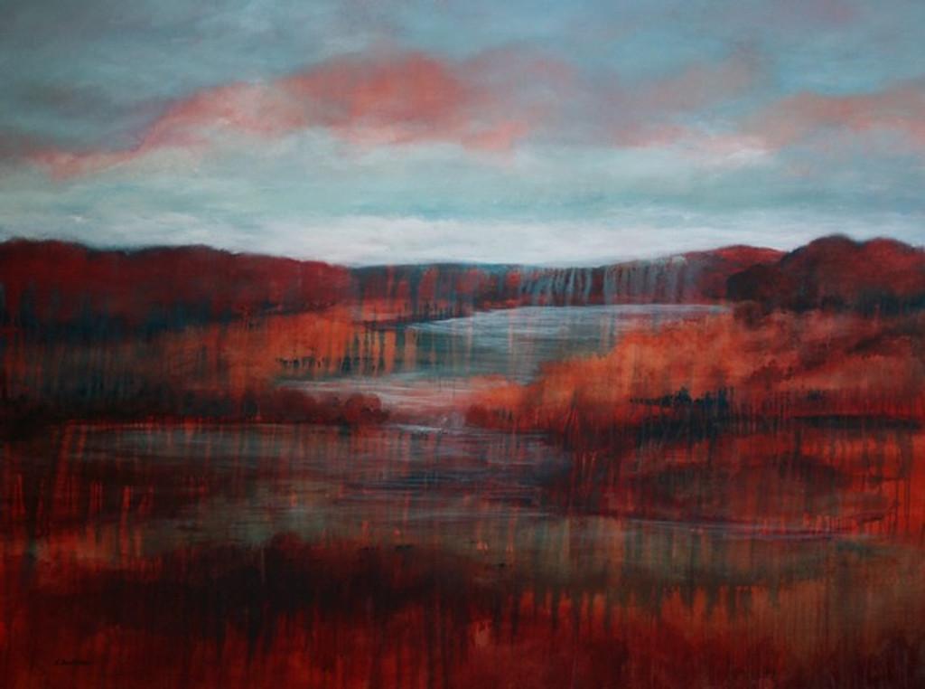 Print Decor   Lydia Ben-Natan, Total Reflection