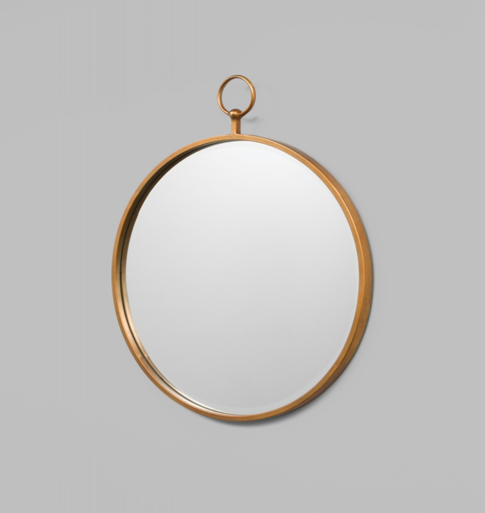 Print Decor | Fob Gold | Mirror