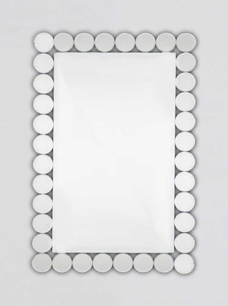 Satellite Mirror | Print Decor