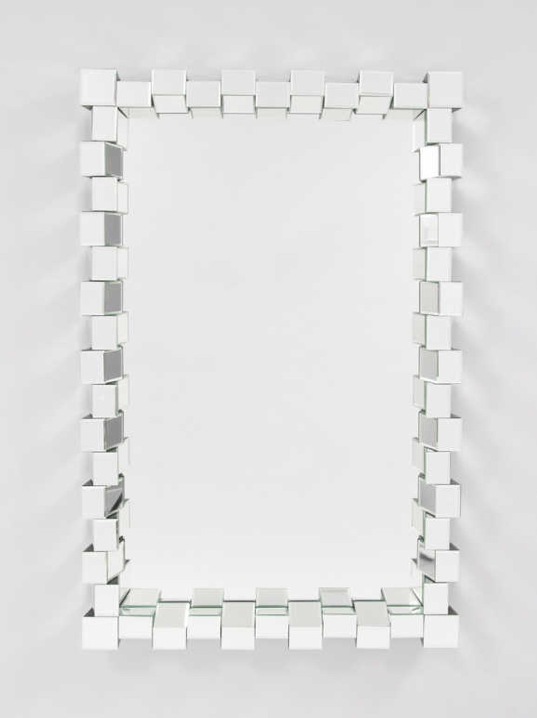Rubik Mirror | Print Decor