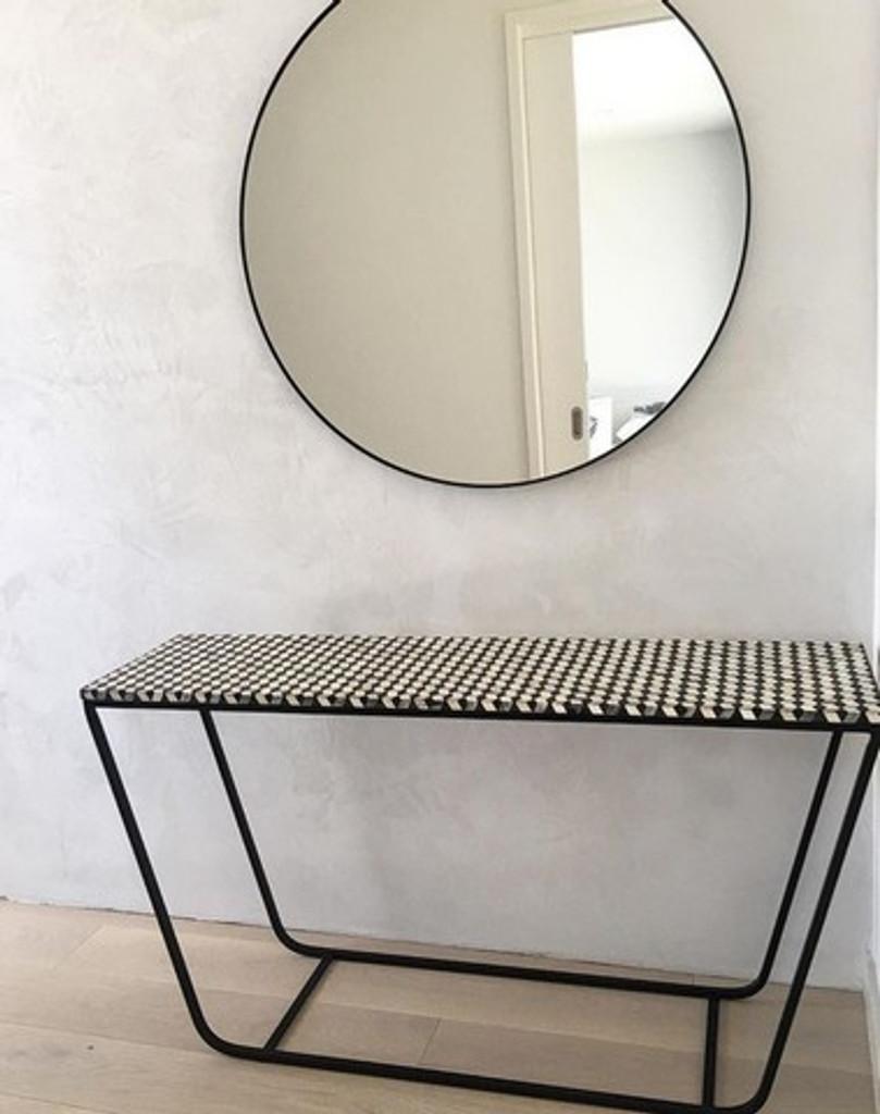 Fantastic Flynn, Modern Circular Mirror IG46
