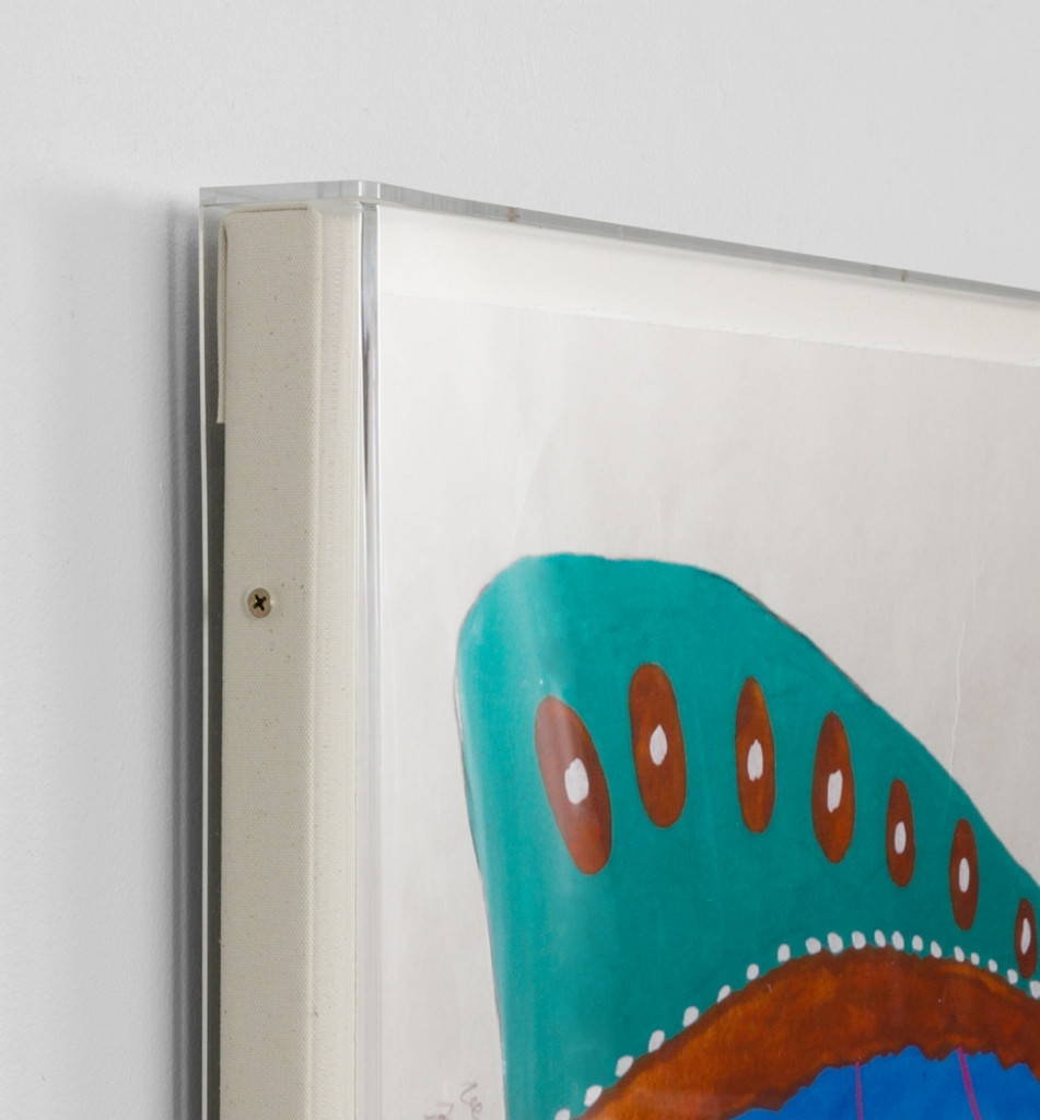 Print Decor | PAPILLON BLEU | Detail