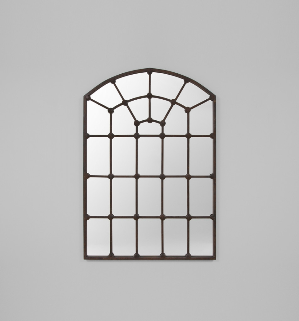 Arched Gate Mirror - Print Decor - Art, Mirrors, Frames
