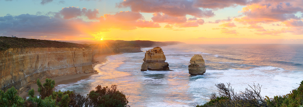 Photography | The 12 Apostles Sunrise  | Nick Psomiadis