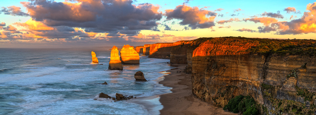 Photography | The 12 Apostles Sunrise II | Nick Psomiadis