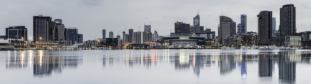 Photography | Winter Docklands II | Nick Psomiadis
