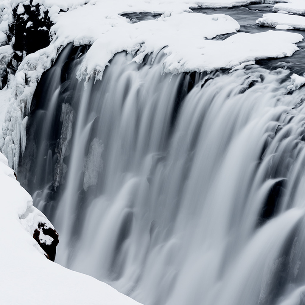 Photography  | Gulfoss | Nick Psomiadis