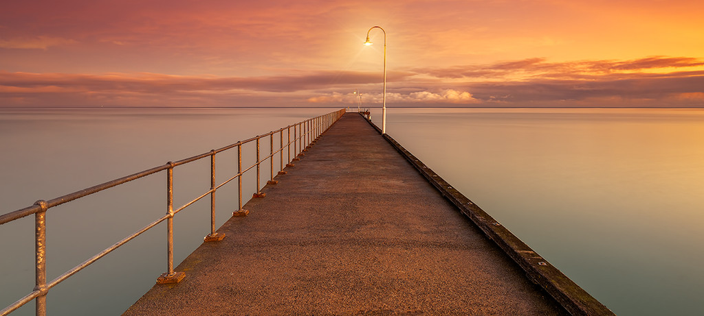 Photography | Pier Street Dromana | Wide Format | by Nick Psomiadis
