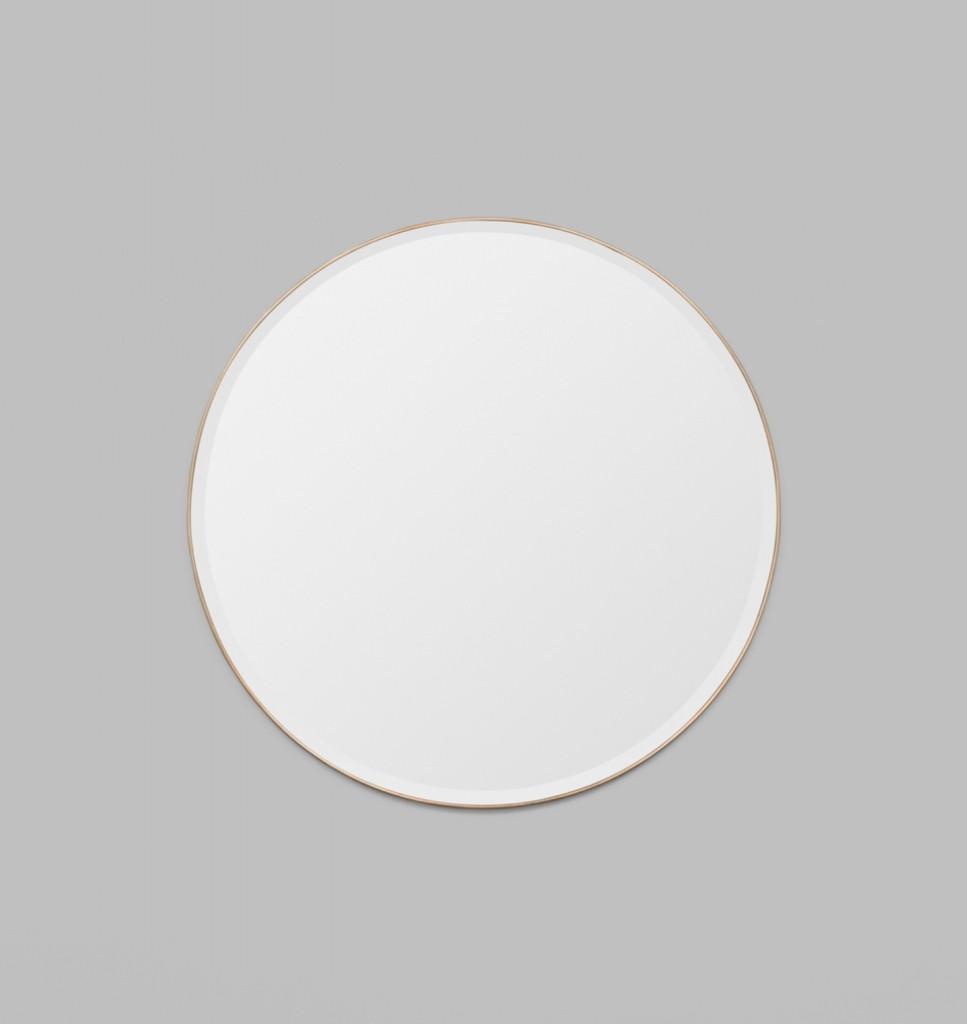 Brass Lang Mirror