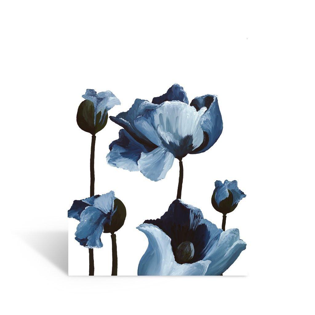 Sapphire - a signed art print by Danelle Messaike