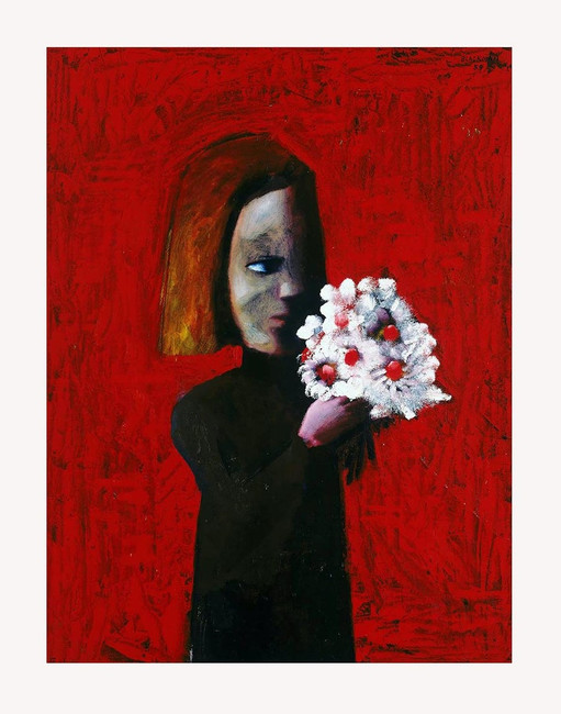 Charles Blackman - The Master Series. From Print Decor