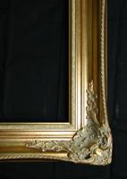 Print Décor - Classic Antique Gold Detail