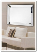 Angle Mirror - Contemporary Frameless Mirror