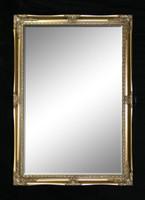 Print Décor - Alexnadra Gold Beveled Mirror