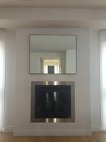 Slimline Mirror, In Situ