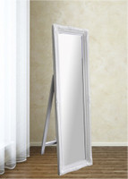 Print Decor Princess free standing mirror cream