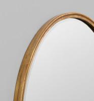 Simplicity Mirror Gold