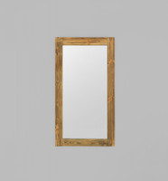 Natural Timber Bleached Mirror | Tall | Print Decor Melbourne
