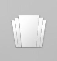 Deco Fan Mirror | Print Decor