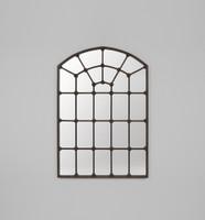 Arched Gate Mirror Print Decor | Malvern