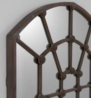 Arched Gate Mirror | Detail | Print Decor | Malvern