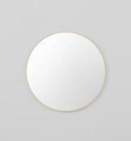 Modern Circular Mirror Dandelion