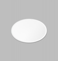 Print Decor | Lolita Oval | White | Horizontal
