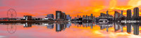 Photography | Melbourne Docklands Mega Panorama | Nick Psomiadis