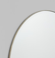 Silver Lang Mirror | Detail