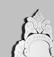 Venetian Mirror Carmella | Print Decor | Detail