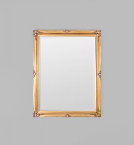 Princess Gold Mirror