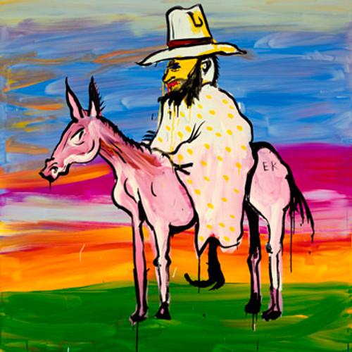 Adam Cullen, Kelly Pink Horse