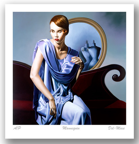 Print Decor | Del Mace | Mannequin