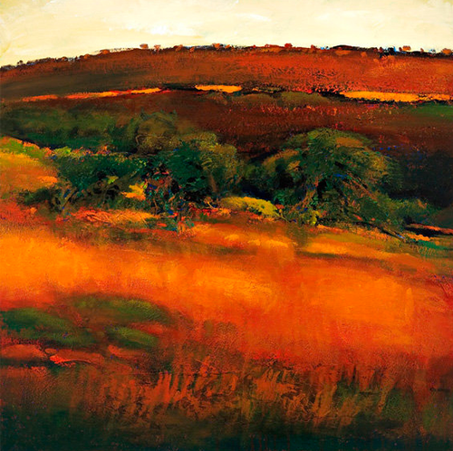 Rocky Landscape Impression   Jan Neil   Print Decor