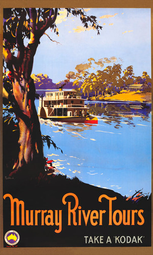 Print Decor | Murray River Tours