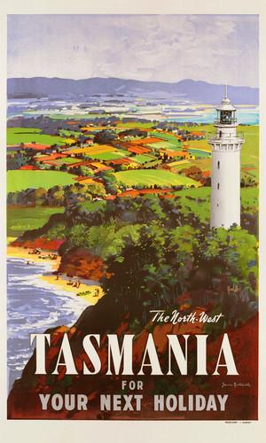 Print Decor | Tasmania