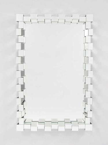 Rubik Mirror | Print Decor