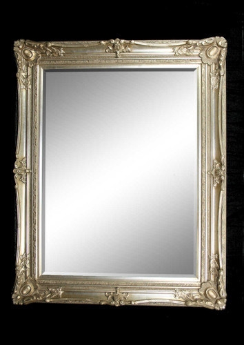 Print Décor | Silver Frame | Mirror