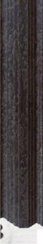 PRINT DECOR | VERMEER RUSTIC BLACK FRAME | DETAIL | 5 cm FRAME