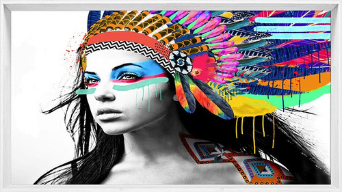 American Indian Designer Image   On Trend Decor   Print Decor Melbourne