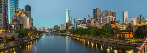Photography | Melbourne Waterfront City | Nick Psomiadis